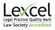 Lexcel Accredited - Practice Management Standard